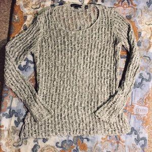 William Rast Grey Cozy Sweater XS